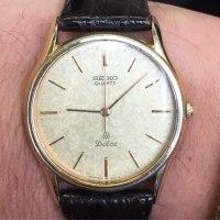 今日の腕時計 12/8 SEIKO Dolce 9641-8000
