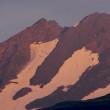 鳥海山のある風景(小滝付近)