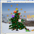 エクセルアニメーション第18回(応用編10)クリスマスカード