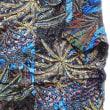 パリつれづれなるまま に買い付け-1478/Hutspah GROUPING chemise motif plante