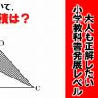 【中学受験の基礎問題】5問!大人も正解したい小学教科書発展レベル!