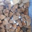 薪ストーブを焚いてはなと過ごしました。