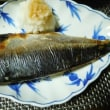 鯖の塩麹焼き^0^