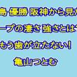 元・阪神の解説者亀山の広島優勝の話に・・・( ̄ー ̄)ニヤリ