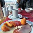 ブルガリアで朝ごはん