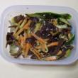 キクラゲ:中華風サラダ