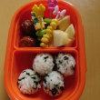幼稚園の生活、お弁当