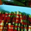 今年1番の暑さの日には天ぷらを揚げる。(笑)