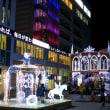 静岡鉄道は柚木-春日町の夕景その7 (2018年秋 A3003と ちびまる子ラッピング電車)