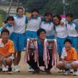 郡新人ソフトテニス大会(10/9.10)