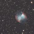 こぎつね座M27星雲