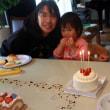 父の日~サクランボとケーキで・・・。