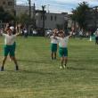 運動会全体練習 ジンギスカン