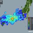 大阪府北部でM6.1/震度6弱の地震発生