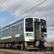 《鉄道写真》長野色の211系