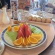 初めての台湾旅行_グルメ編(円山大飯店金龍庁_広東料理の昼食)