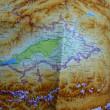 ウズベキスタン(中央アジア)のアングレンに抑留された人の探していた町はキルギス?