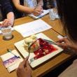 福福セミナーin札幌 カフェでのトーク
