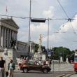2016年7月25日 オーストリア撮り鉄 その3 「ウィーン市内」