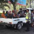 インドネシアの首都の車両ナンバー規制、年末まで延長。
