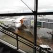 2017年1月の帰国便✈️ワルシャワショパン空港➡︎成田空港
