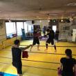 1/17下川原コーチの水曜朝フィットネスクラス練習日記