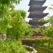 上野動物園の五重塔