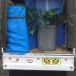 昭島市にて「大道具の運搬」