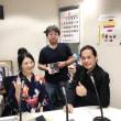 かわさきFM.  ゲストに人間国宝の大倉正之助さん!