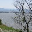 柴山潟からの白山