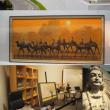 ◆【カシャリ!一人旅】 東京の西の避暑地 山梨県清里 53 平山郁夫シルクロード美術館3