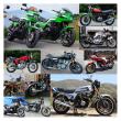 オートバイ、古い設計と新しい設計。(番外編vol.2249)