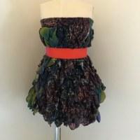 Mog_ニットスカート。