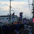 与一まつり・・・からの那珂湊の祭りへ・・・