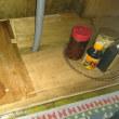 倉敷市中庄でキッチンの下部収納の修繕工事