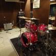 スタジオでのバンド練習