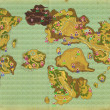 ドラクエ9 アイテムメモ(ワールドマップ付き)