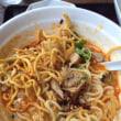 新橋「Bua de Thai(ブア・デ・タイ)」 タイ北部カレー麺(カオソーイ)1,000円