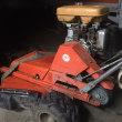 土屋機械 芝刈機修理 焼き付き&キャブ破損