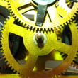 TISSOTクオーツとロレックス部品入荷で仕上げ、掛時計の修理です
