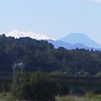 初の富士山