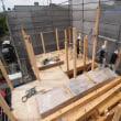 【ministock-06(soho)】木工事、始まりました。-グランドピアノがある小さい家-