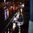 雷雨続きの札幌