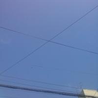 2018/4/20(金)  午前10時(撮影時)札幌の空模様