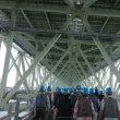 明石海峡大橋 ~世界一のつり橋と、ニラ一束~