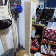自立型掃除機スタンドの作成