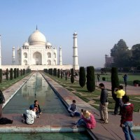 美しい霊廟☆インドの世界遺産