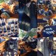 マドベ展 夏 藍染め 寺尾さん始まりました♪