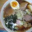 11/17 ひるごはん チャーシュー麺