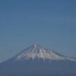 2018/2/20の富士山と新幹線